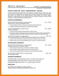 7+ Resumes Layout Examples | Activo Holidays