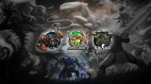 mix dota 2 minecraft cs go youtube channel art banners