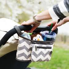 <b>Baby Stroller Bag</b> Nappy Diaper Mummy <b>Bag</b> Hanging Basket ...
