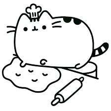 Printable Cat Coloring Pages Printable Cat Coloring Pages Hello For