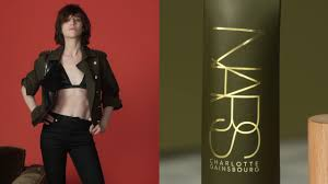 nars the charlotte gainsbourg collection