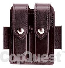 Leather Magazine Holder Gun Mesmerizing Safariland Cordovan Holsters And Duty Gear CopQuest 32 3232