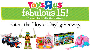 1800 toysrus toys r us 15 day toy giveaway
