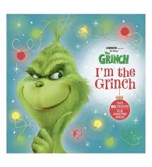 Dr Seuss I'm the Grinch (Illumination's ...
