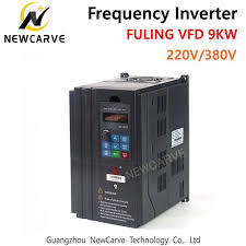 <b>FULING 9KW VFD Frequency</b> Converter Inverter for 9KW 220V ...