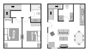 2 bedroom condos. floor plan two bedroom wolf condo 2 condos