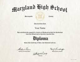 high school diploma name fake high school diploma 4 diploma outlet