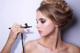 because of its consistency silicone based makeup has the perfect texture for airbrush makeup application since it s not too hard but is not a liquid