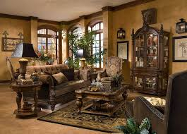 Michael Amini Living Room Furniture Vizcaya Fabric Leather Club Chair By Michael Amini D2d Furniture Store