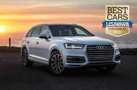 7 Best 3 Row Luxury Suvs For Families In 2019 U S News World Report