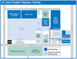 St Lukes Hospital Parking Information Southcoast Health