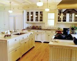 kitchen ideas antique white cabinets. Antique White Kitchen Idea Of The Day Cabinets By Crown Point With Dark Island Ideas