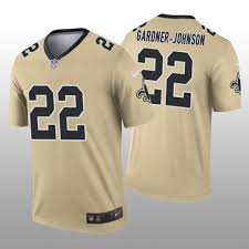Orleans Saints Chauncey Men's - New Inverted Gardner-johnson Jersey Legend Gold|Football Graphics Make A Room Very Friendly And Are Fun