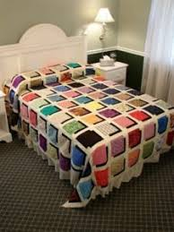 34 best Shadow box quilts images on Pinterest | Crafts, Cash ... & Shadow Box Pattern. Free quilt patterns – video tutorial for shadow box  quilt- full Adamdwight.com