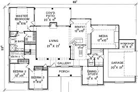 Large House Plans U0026 Designs  Home Plans With Over 3000 Square FeetLarge House Plans