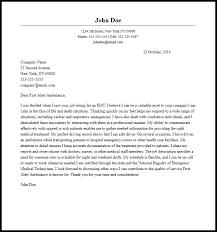 Cover Letter For Nurse Supervisor Position Nursing Cover Letter
