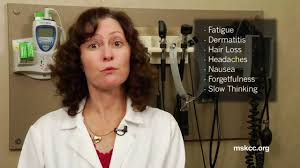 side effects of palliative radiation therapy to the brain