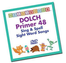 dolch primer dolch sight word song collection primer word list heidisongs