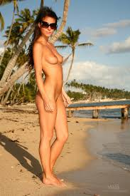 Melisa Caribbean beach