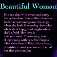 Quotes About Beautiful Woman Inside And Out Best of Nice Beauty Is More Than The Surface It's About The Character As
