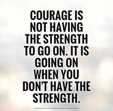 Quotes About Courage Fascinating 48 Most Inspiring Courage Quotes That Will Make Your Day
