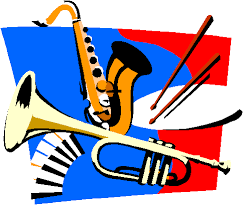 Image result for jazz band graphics