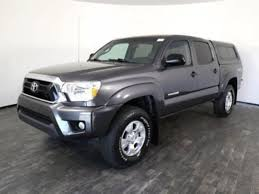 Toyota Tacoma 4 Cylinder In Florida For Sale ▷ Used Cars On ...