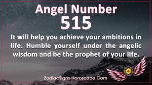 Angel Number Chart Angel Number 515 Says Chart Your Course In Life And Be Your