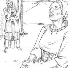 Small Picture Book Of 1 Samuel Bible Coloring Page Baby Samuel Coloring Page In