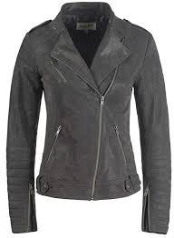 desires zalla women s leather jacket biker jacket revers collar made genuine leather b01jsbtu6g