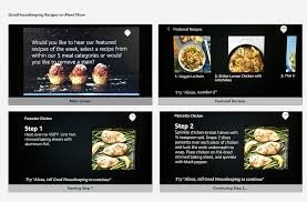 Hearsts Good Housekeeping Adds Recipes To Its Visual Skill For