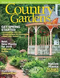 country garden magazine. Simple Magazine Country Gardens For Garden Magazine