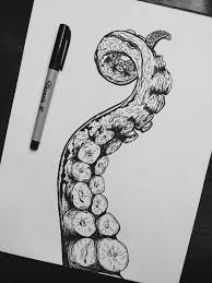 Small Picture draw drawing great ideas octopus painter pencil things to