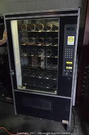 Vending Machine Auction Classy McLemore Auction Company Auction Vending Machines From Local