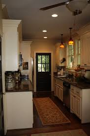 lighting for galley kitchen. straight galley kitchen with no peninsula lighting for