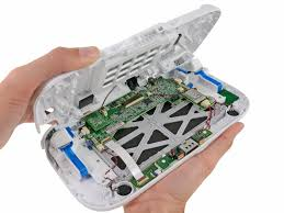 nintendo wii u teardown ifixit image 1 1 the larger gasp controller we make the wii u gamepad