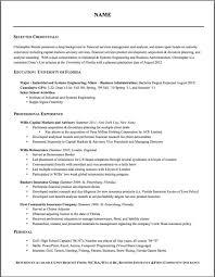 Formatting Resume Proper Format Great Correct Free A 6 Medmoryapp Com