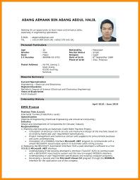 Resume Format In Word 2007 Formal Resume Format Of Sample Template Word 2007 Socialum Co
