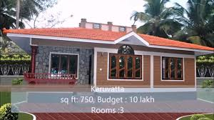 low budget house design in india see