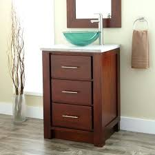 enchanting 24 inch bathroom vanity with vessel sink inch bathroom vanity vessel sink silver lake 24