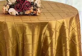 120 round pintuck taffeta tablecloths 28 colors