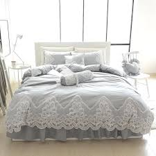 grey king size duvet cover grey pink blue purple bedding set full queen king size duvet