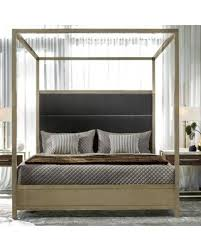 Mercer41 Mercer41 Dodsworth Upholstered Canopy Bed MCRF2309 Size: California King from Wayfair | Best Life