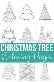 The most common xmas tree coloring material is paper. Best Christmas Tree Coloring Pages For Kids Free Printable Pdfs