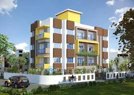Modern Apartment Building Elevations With Design Hd Images - Modern apartment building elevations