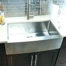 kohler stainless steel farmhouse sink farmhouse sink fabulous stainless steel farmhouse sink kitchen sinks farm kohler