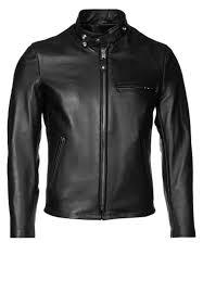 schott made in usa 641 leather jacket black men clothing jackets schott flight jacket