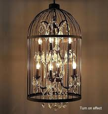 birdcage chandelier floor lamp stylish birdcage chandelier in popular country vintage bird cage pendant decor furnitures