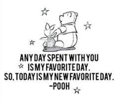 Winnie The Pooh Quote So Sweet And Adorable Drawing Lettering Beauteous Adorable Friend Quotes