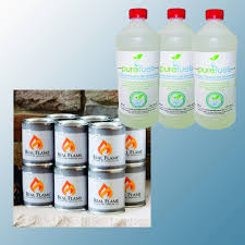 gel and bio ethanol